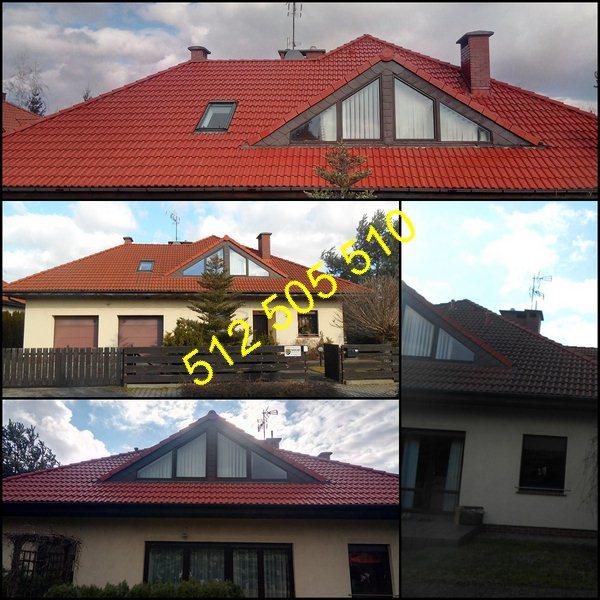 Czyszczenie dachu Gdynia i Gdańsk